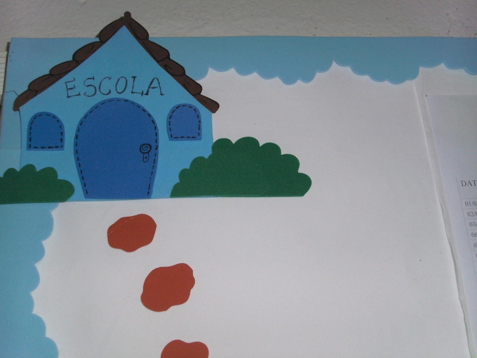 Amor por pequeninos mural de avisos for Aviso de ocacion mural