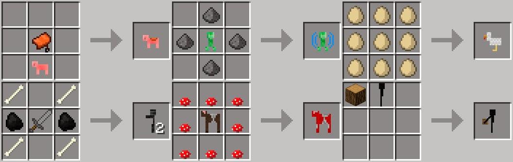 Майнкрафт как сделать яйцо овцы