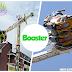 Ita Center Park anuncia as atrações radicais Booster e Free Style