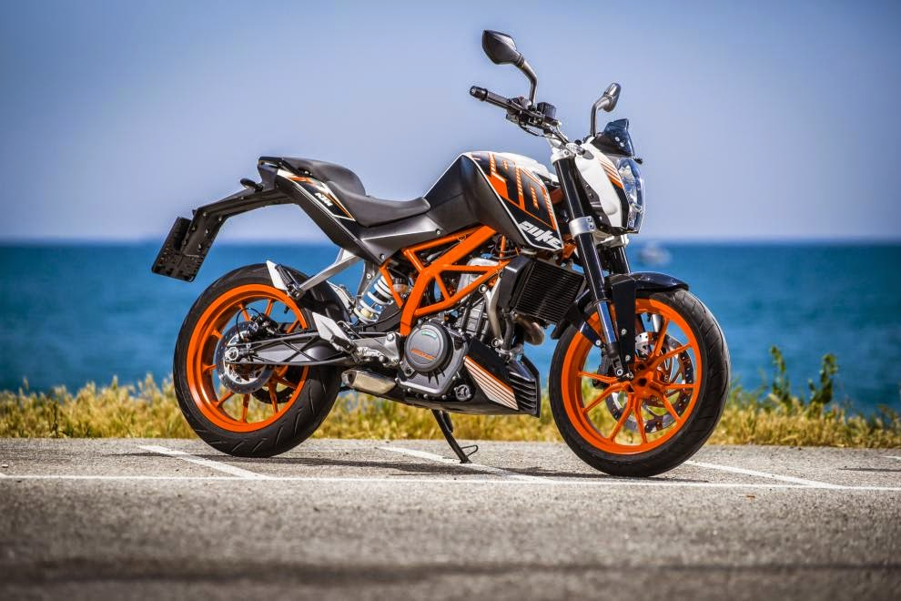 New Motorcycle Ktm Duke 390 Usa Price Review And Specs