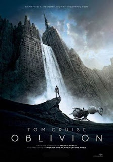 Sinopsis Film Oblivion - Tom Cruise 2013