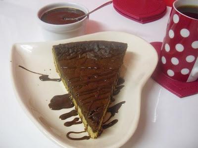 Cheesecake čokoládový