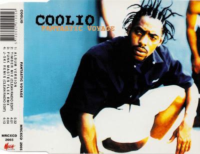 Coolio – Fantastic Voyage (CDS) (1994) (FLAC + 320 kbps)