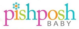 PishPoshBaby logo