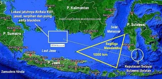 Masalembo, Segitiga Bermudanya Indonesia yang Penuh Misteri