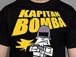 Koszulka Kapitan Bomba