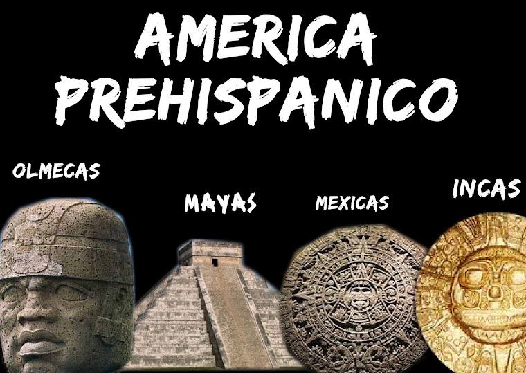 La Historia Prehispanica de America