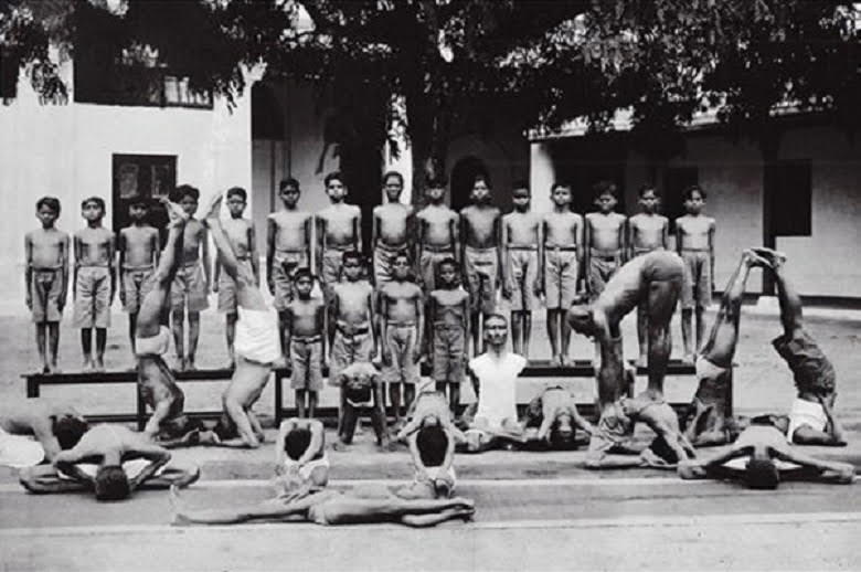 Krishnamacharya's 'Original' Mysore Yoga Research Project