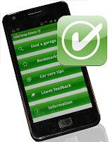 free Good Garage Scheme app image, Good Garage Scheme tick