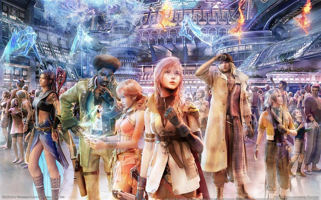 Final Fantasy HD & Widescreen Wallpaper 0.196742989939133