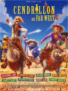 Cendrillon au Far West Streaming (2012)