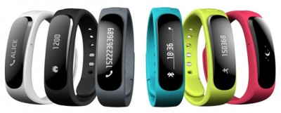 Huawei TalkBand B1, Smartwatch Bisa Call + Fitness Tracking