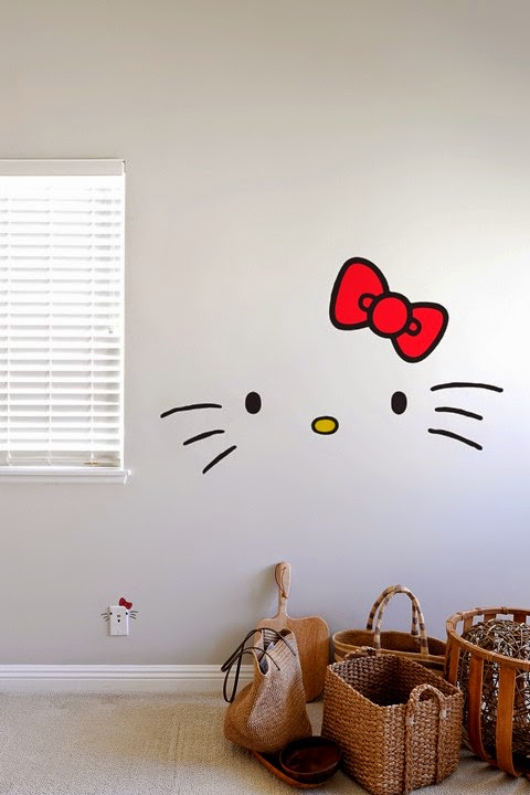 Decoracion Kitty Habitaciones ~   hello kitty fotos de habitaciones infantiles decoradas de hello kitty