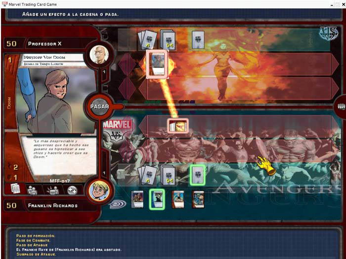 Download FREE Marvel Trading Card Game PC Game Full Version