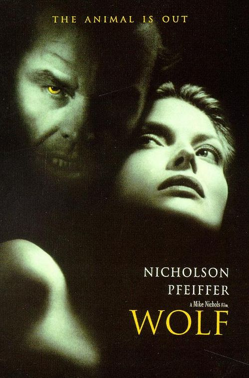 wolf 1994 Two years after columbia disappointed us with bram stoker's dracula, the same studio would do so again with wolf both films had oscar-winning directors at the helm, telling classic stories which had lain dormant for a while however, wolf deserves a bit more leeway than coppola's movie, because .