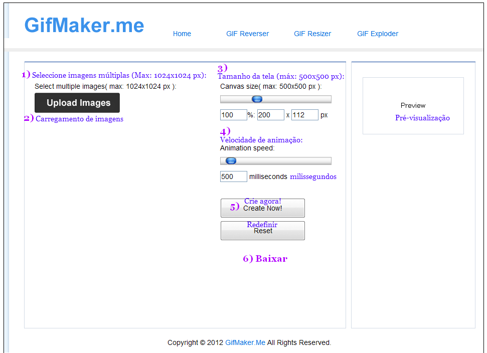gif maker online: