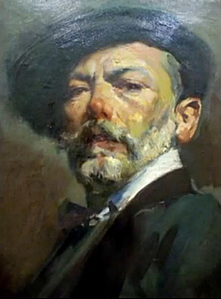 Portraits of painters 09 01 2012 10 01 2012 - David llorens ...