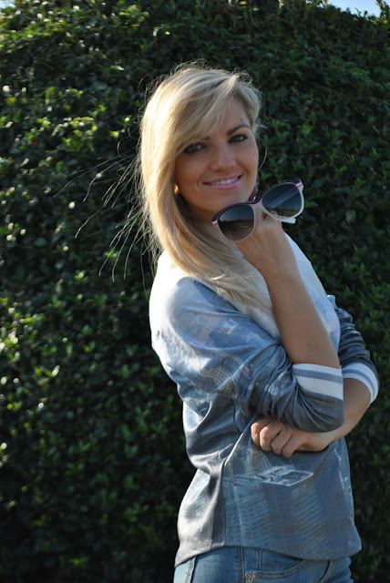 mariafelicia magno fashion blogger color block by felym fashion blogger italiane fashion blogger bionde fashion blogger milano fashion blogger bergamo blonde girls blonde hair blondie occhiali da sole italia independent italia independent sunglasses