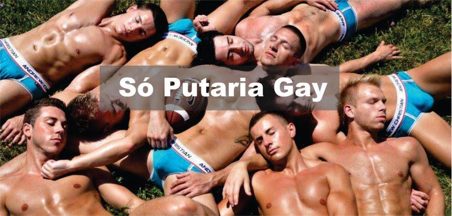 Só Putaria Gay