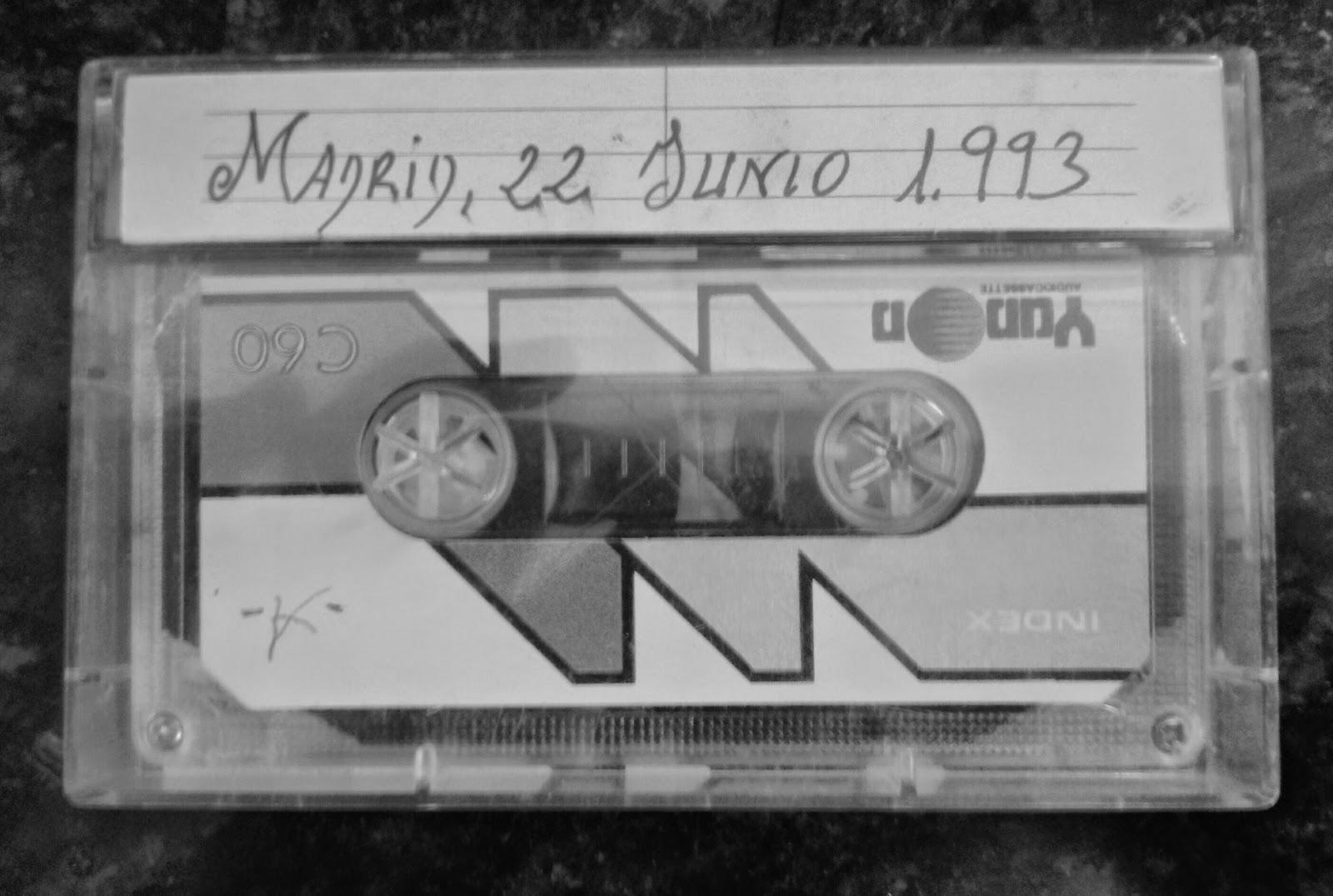 22 junio 1993 para Amarneciendo