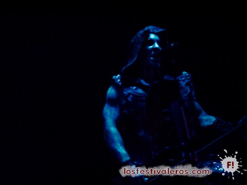 Behemoth. Leyendas del Rock 2014