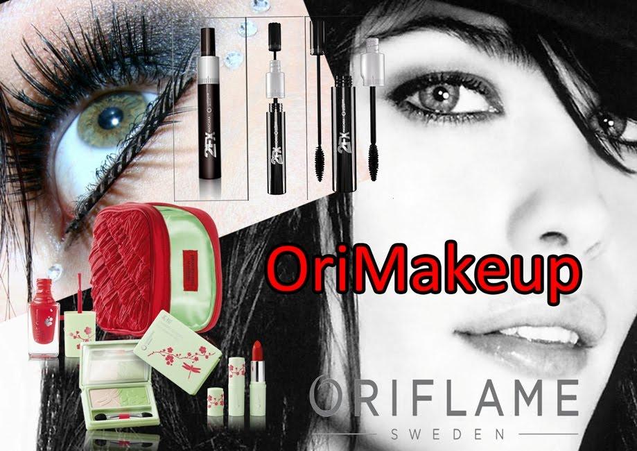 OriMakeup - Oriflame Cósmeticos