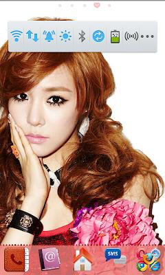 Girls' Generation─TTS ANDROID手機主題