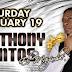Anthony Santos se presentará en Oro Night Club