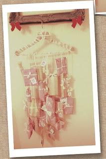 romantic advent calendar