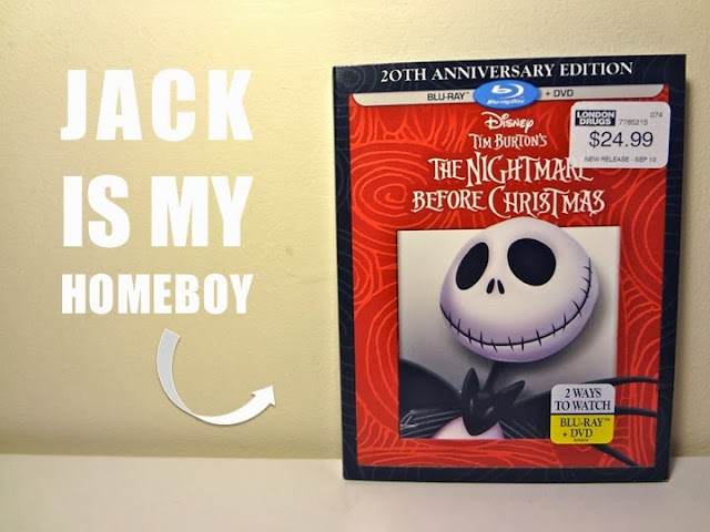 The Nightmare Before Christmas DVD