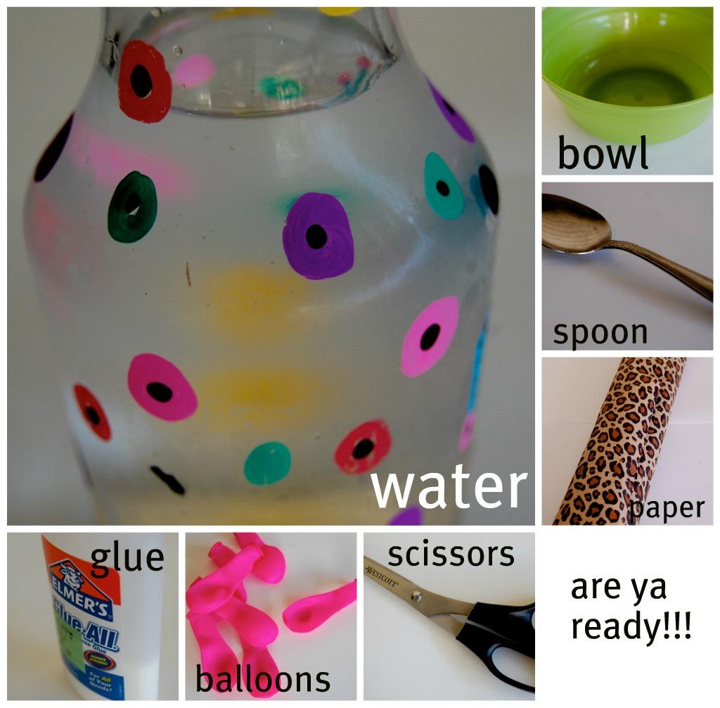 Homemade Decorative Balls JADERBOMB