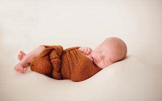 Bebé que duerme