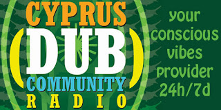 Dub Thomas sowcasing Dubophonic artists at Cyprus Dub Community radio