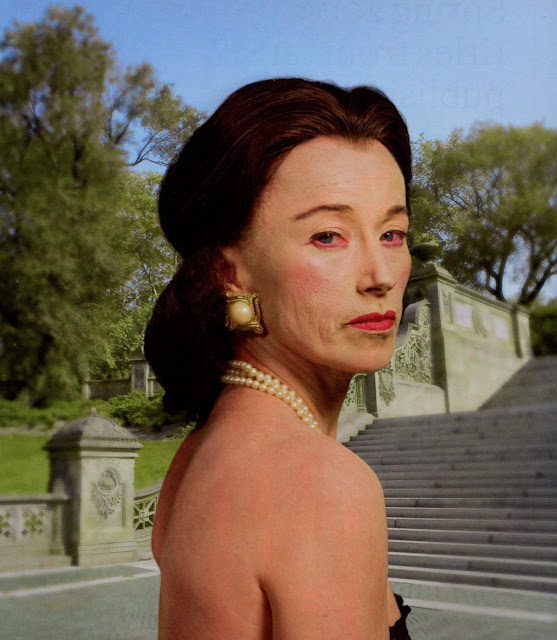 a report on the life and work of cindy sherman an american artist Cindy sherman is an american photographer and filmmaker whose  these  black-and-white photographs feature the artist herself as a model in various.