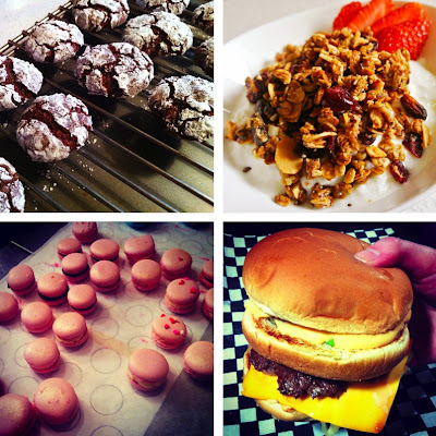 Weekly Roundup - A Delicious Start to the New Year