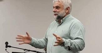Vladimir Pustan la Biserica Viață Nouă Arad