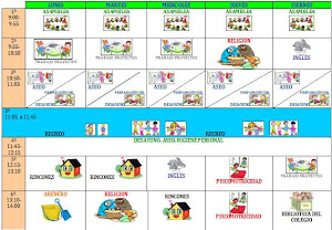 HORARIO 2012-2013