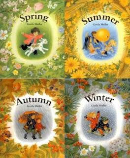 4 musim dalam bahasa Inggris
