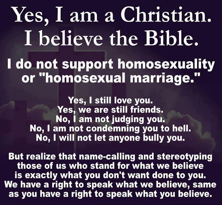 Bible Believing Christian