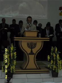 Pr. Gerisvaldo Santos