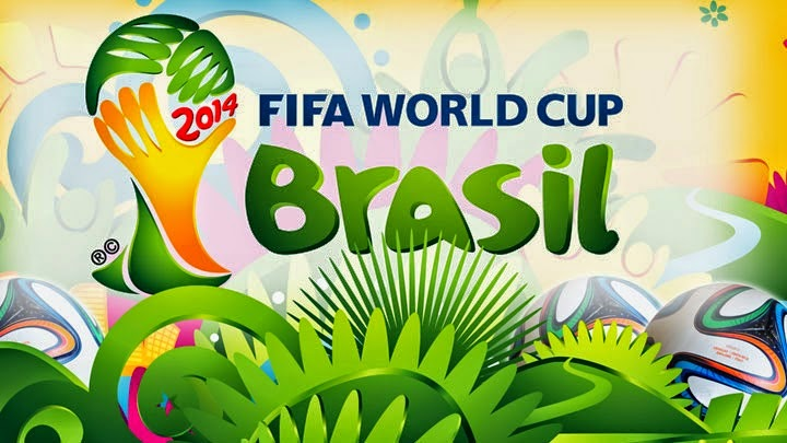 Demam Piala Dunia 2014 Bermula