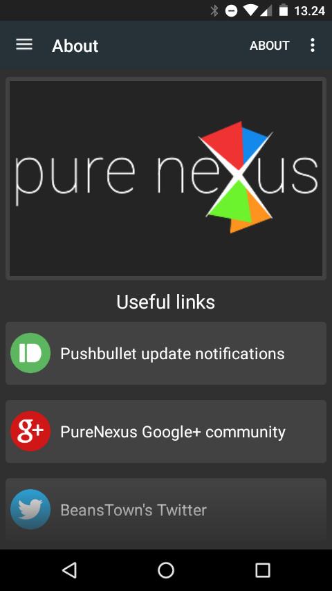 Pure Nexus 60 For ADVAN S5E PRO KITKAT MT6572
