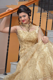 Poojitha Menon Picture Gallery at Ninne Korukunta Movie Audio Launch252813