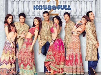 Housefull 2 Bollywood Movie Still Photo