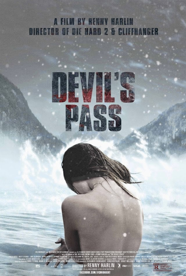 La película Devil's Pass ( The Dyatlov Pass Incident )