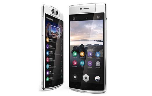 Spesifikasi dan Harga Oppo N3, Phablet Android Kitkat Dengan Kamera Putar 16 MP