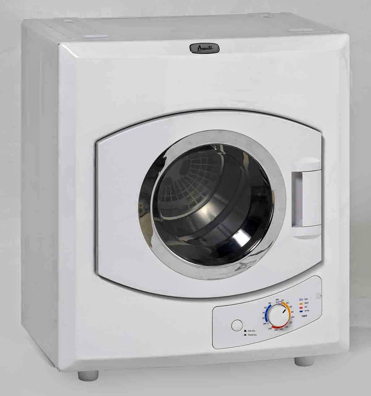 small washer and dryer: small front load washer and dryer