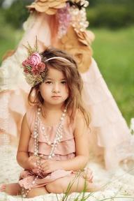MEDIUM SHORT HAIRSTYLES Flower Girl Hairstyles