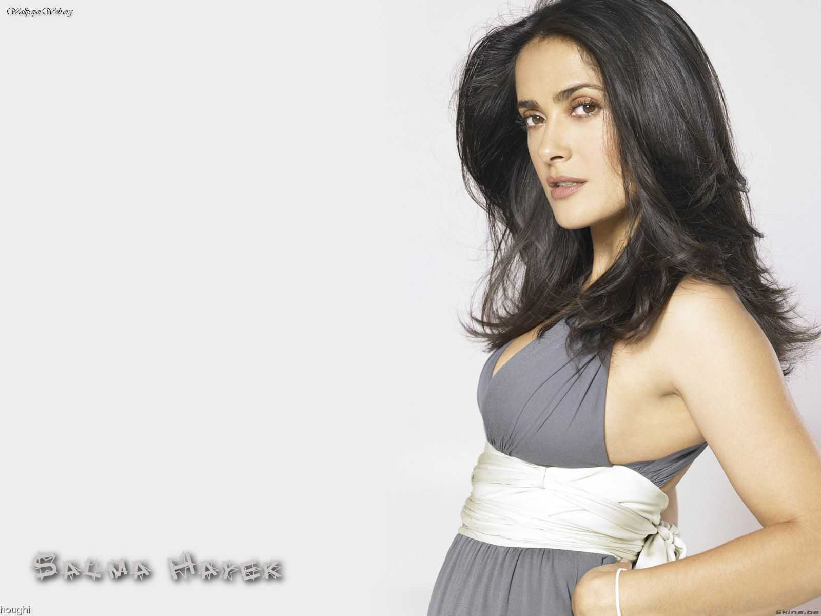 Pity, Actress salma hayek remarkable, very
