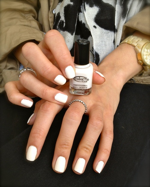 The Hottest Nail Designs